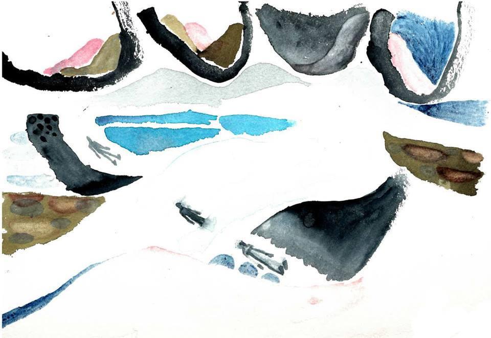 10.6.2019. – Jasmina Grudnik – Watercolors
