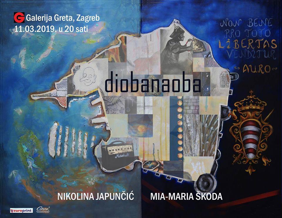 11.3.2019. – Diobanaoba – Nikolina Japunčić i Mia-Maria Škoda